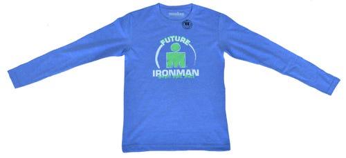 M-DOT Future IRONMAN Kids Shirt - Blue