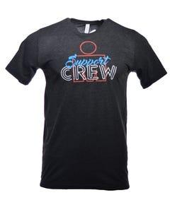 IRONMAN Support Crew Men's Tee - Charcoal