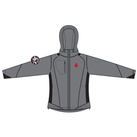 IRONMAN Men's Softshell Jacket-Black