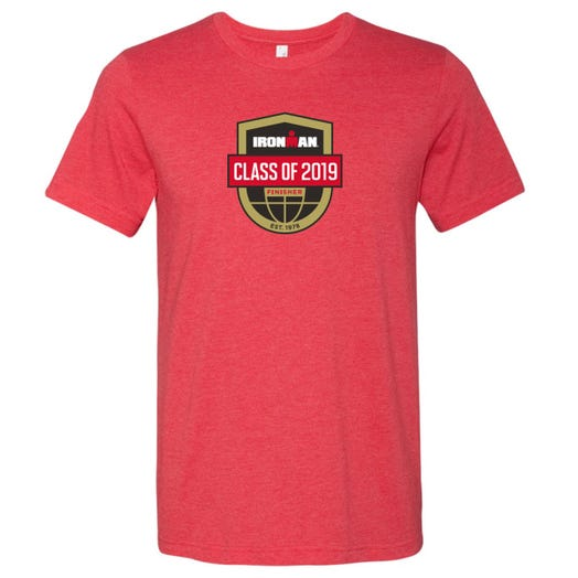 IRONMAN MEN'S CLASS OF 2019 TEE
