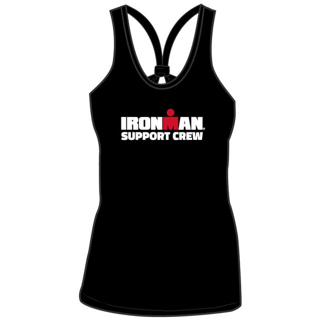 IRONMAN WOMEN'S SUPPORT CREW TANK