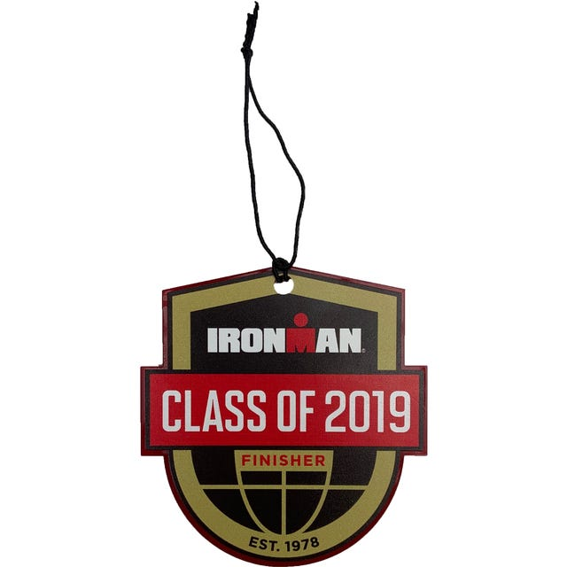 IRONMAN Class Of Personalized Keepsake