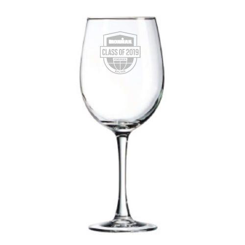 IRONMAN Class Of Customized Wine Glass