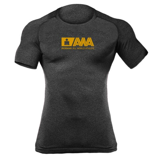 IRONMAN Men's All World Athlete Tech Tee - Gold