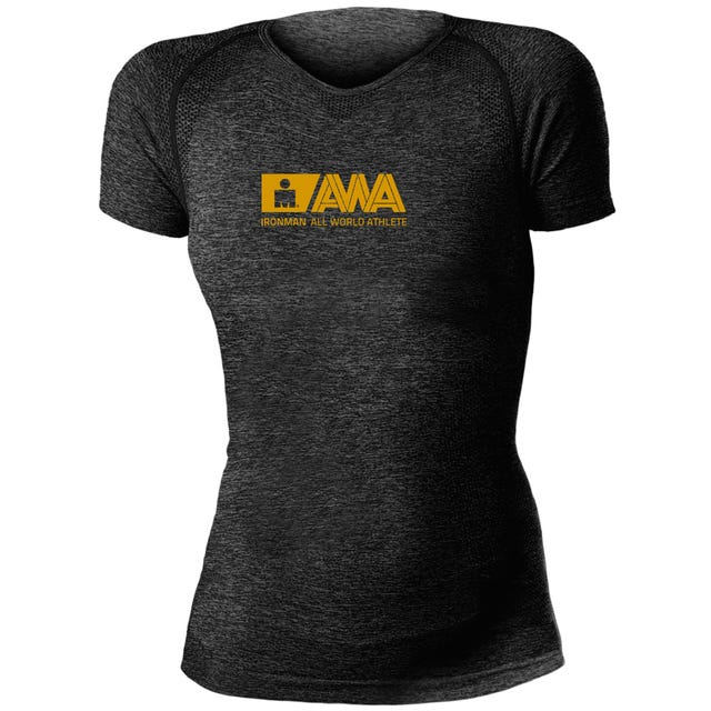 IRONMAN Women's All World Athelte Tech Tee - Gold