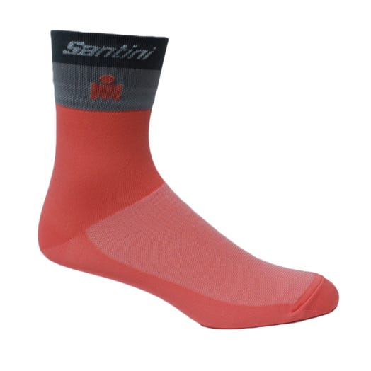 IRONMAN SANTINI WOMEN'S CYCLING SOCKS