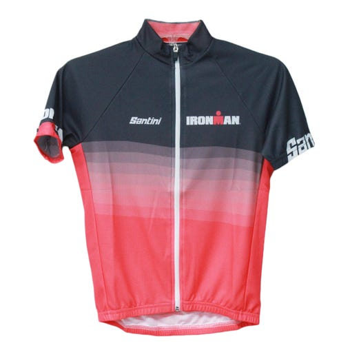 IRONMAN SANTINI GIRL'S CYCLE JERSEY