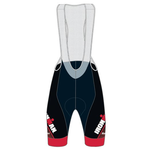 IRONMAN SANTINI MEN'S CYCLE BIB SHORT