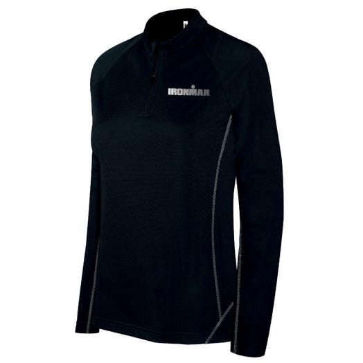 IRONMAN SANTINI WOMEN'S FINISHER HALF ZIP