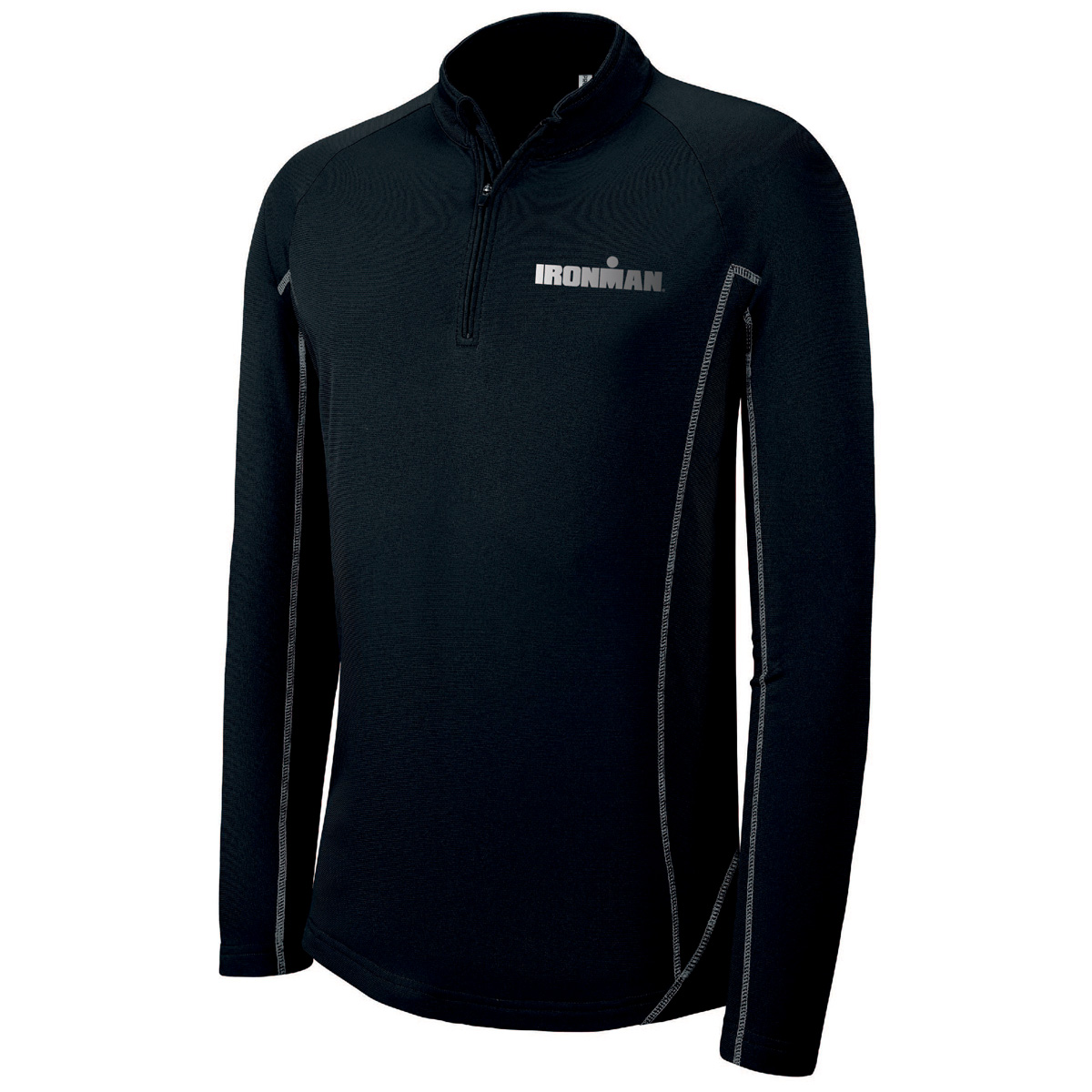 IRONMAN SANTINI MEN'S FINISHER HALF ZIP