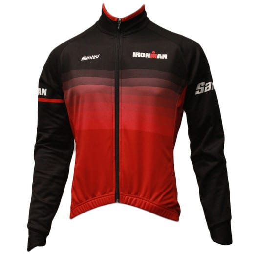 IRONMAN SANTINI MEN'S CYCLE JACKET