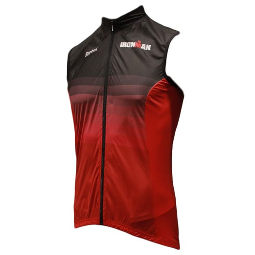 IRONMAN SANTINI MEN'S CYCLE VEST