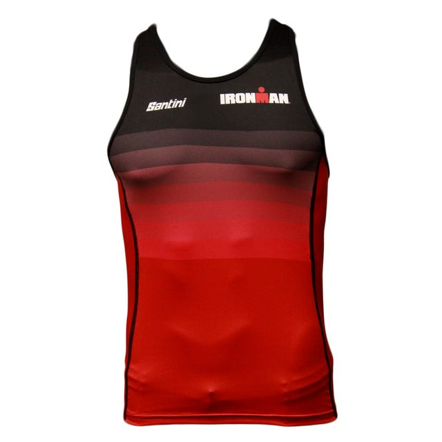IRONMAN SANTINI MEN'S TRI TOP