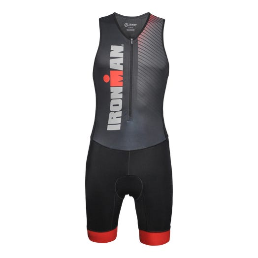 IRONMAN Zoot Men's Tri Racesuit - Race Stripe Black