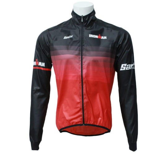 IRONMAN SANTINI MEN'S WINDBREAKER