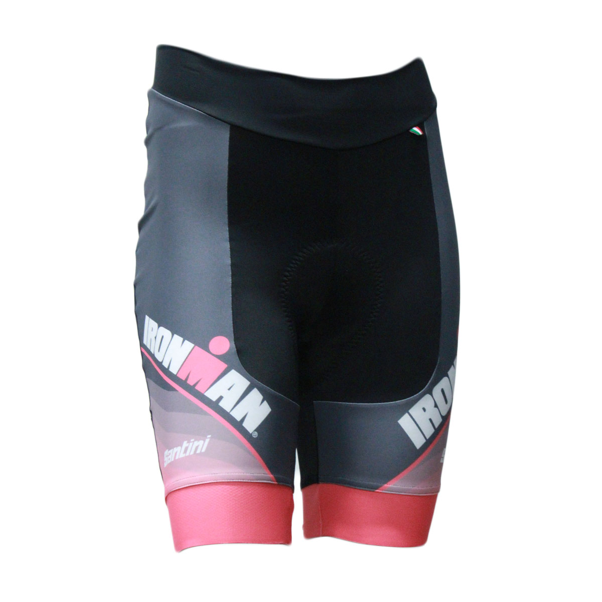 IRONMAN SANTINI WOMEN'S CYCLE SHORT