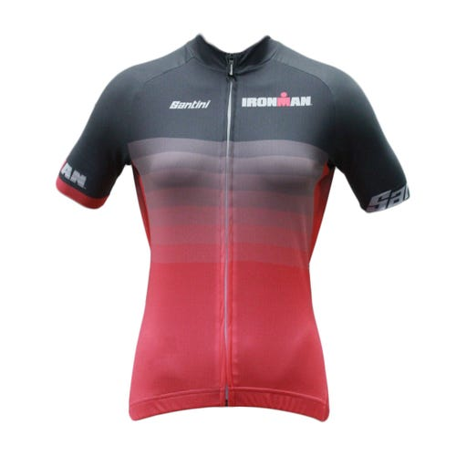 IRONMAN SANTINI WOMEN'S CYCLE JERSEY