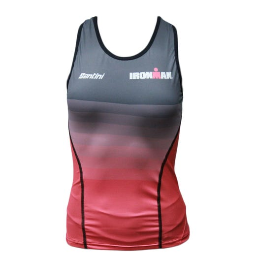 IRONMAN SANTINI WOMEN'S TRI TOP