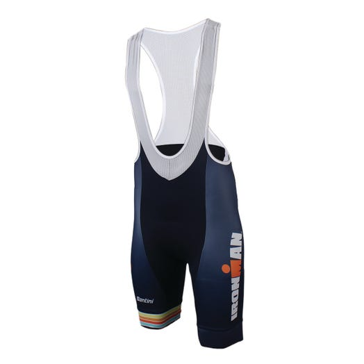 IRONMAN SANTINI MEN'S SUNSET CYCLE BIB SHORT
