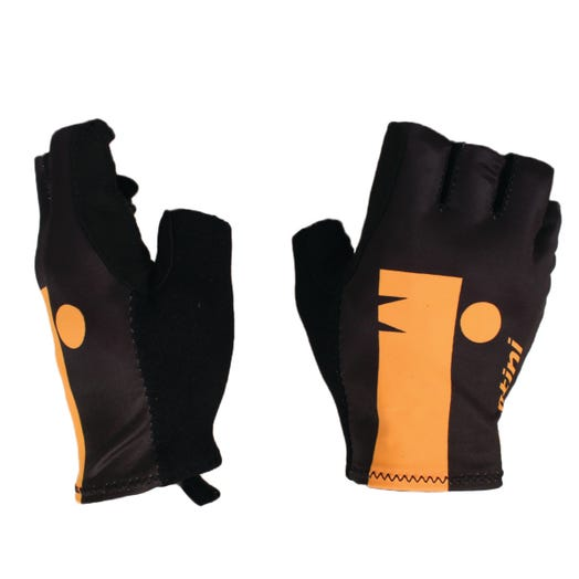 IRONMAN SANTINI MEN'S MUTED CYCLE GLOVES