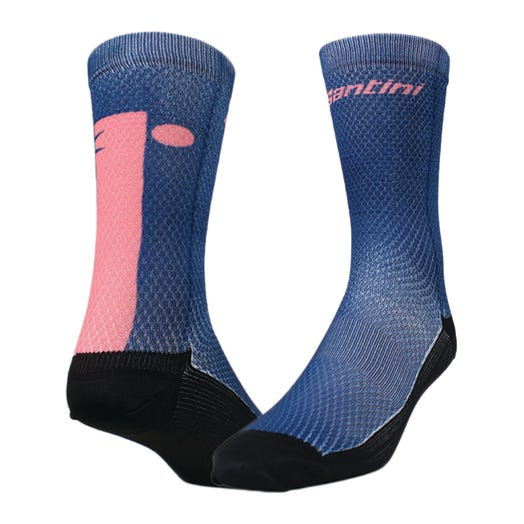 IRONMAN SANTINI WOMEN'S MUTED CYCLE SOCKS