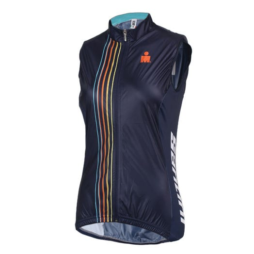 IRONMAN SANTINI WOMEN'S SUNSET CYCLE VEST