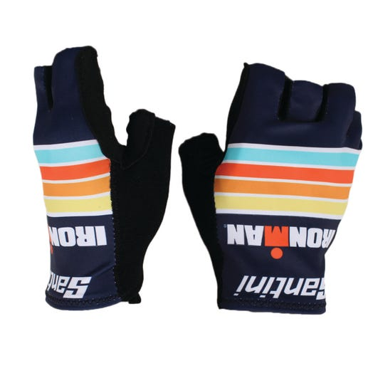 IRONMAN SANTINI UNISEX SUNSET CYCLE GLOVES