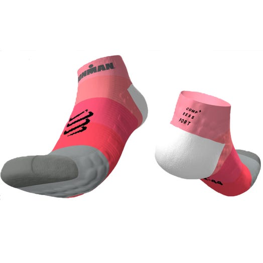 IRONMAN COMPRESSPORT PRO RACING SOCKS - RUN LOW