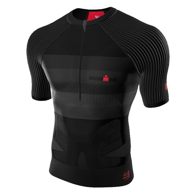 IRONMAN COMPRESSPORT MEN'S TRAIL TOP