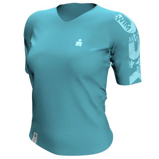IRONMAN COMPRESSPORT WOMEN'S TRAINING TEE