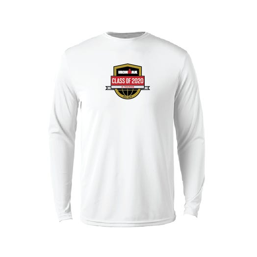 IRONMAN Class Of In Training Customized Men's Long Sleeve Tee