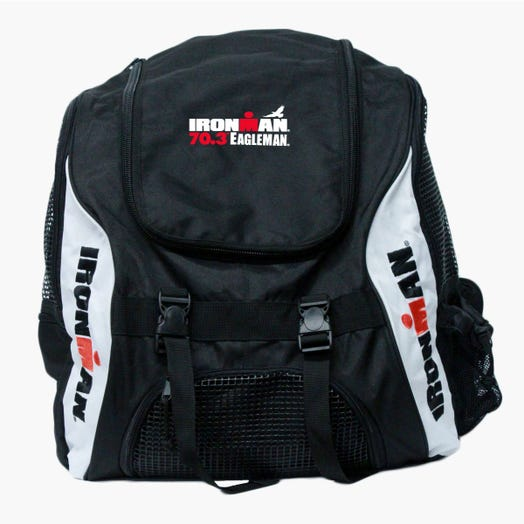 IRONMAN 70.3 Eagleman Event Backpack