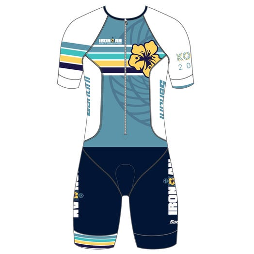 IRONMAN WORLD CHAMPIONSHIP 2019 MEN'S TRI RACE SUIT
