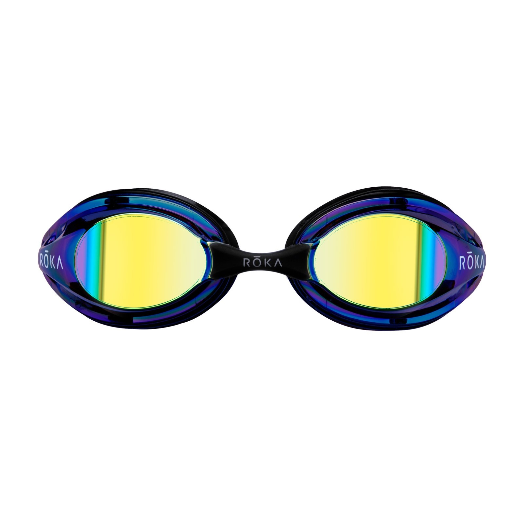 IRONMAN ROKA F1 Goggle - Cobalt Mirror