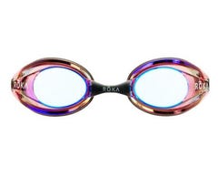 IRONMAN Roka F1 Goggle - Dark Vermilion Mirror