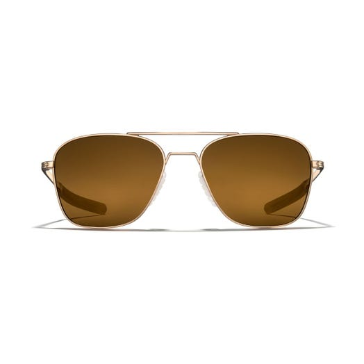 IRONMAN ROKA FALCON ALLOY AVIATOR SUNGLASSES
