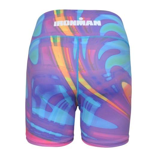 IRONMAN Zoot Women's Keep It Tight Shorts -Watercolor