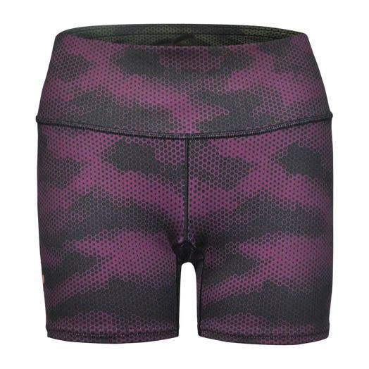 IRONMAN Women's Keep It Tight Shorts-Camo
