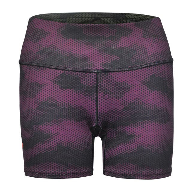 IRONMAN Women's Keep It Tight Shorts-Camo