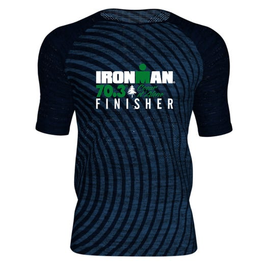 IRONMAN 70.3 COEUR D'ALENE MEN'S FINISHER PERFORMANCE TEE