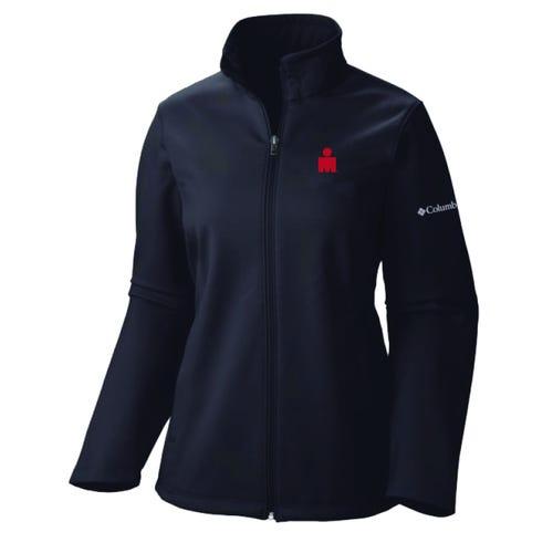 IRONMAN Columbia Women's MDOT Softshell Jacket