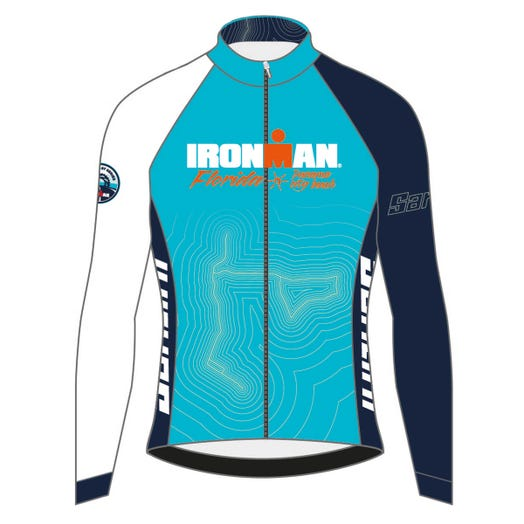 IRONMAN FLORIDA 2019 WOMEN'S FINISHER COURSE CYCLE JERSEY