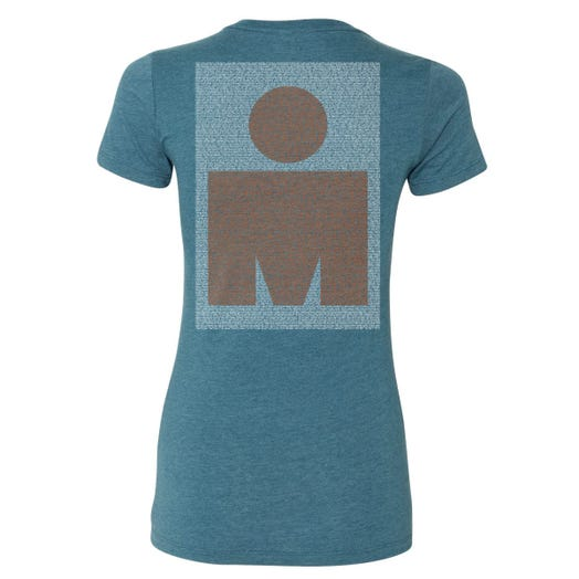 IRONMAN FLORIDA 2019 WOMEN'S NAME TEE