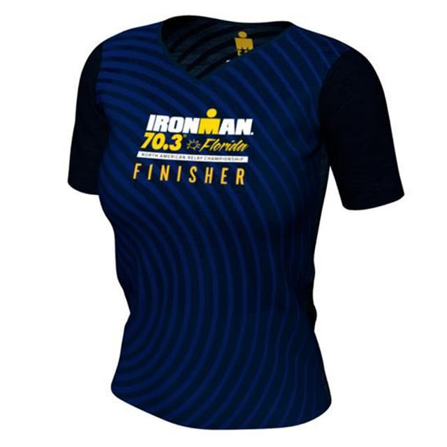 IRONMAN 70.3 Florida 2019 Women's Finisher Performance Tee