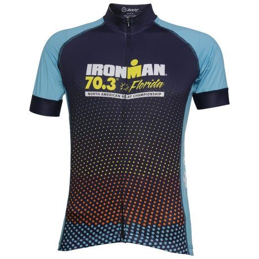 IRONMAN 70.3 Florida 2019 Men's Cycle Jersey