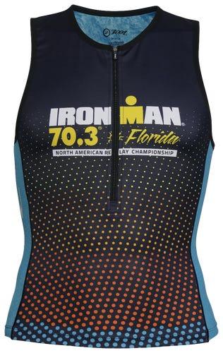 IRONMAN 70.3 Florida 2019 Men's Tri Top