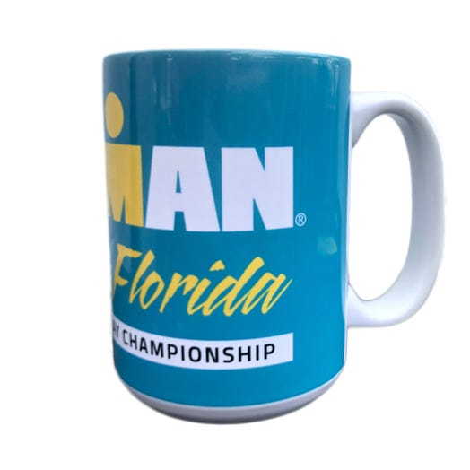 IRONMAN 70.3 Florida 2019 Event Coffee Mug
