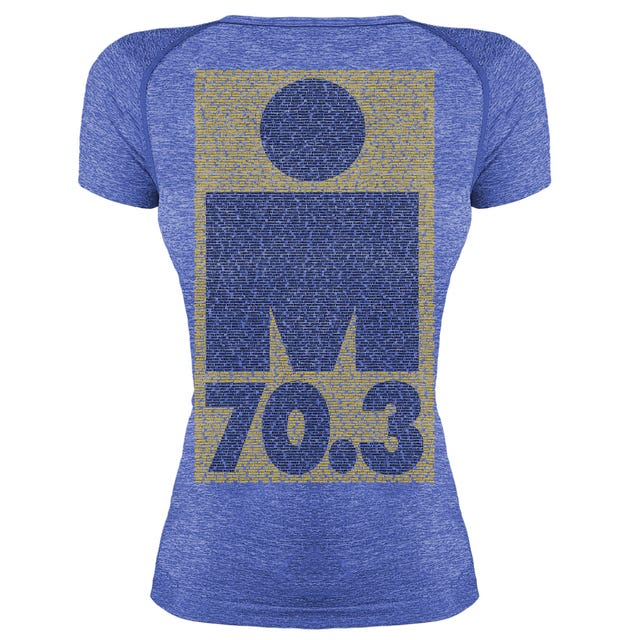 IRONMAN 70.3 Florida 2019 Women's Event Name Performance Tee