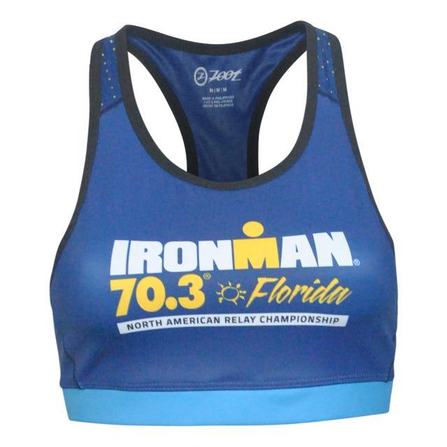 IRONMAN 70.3 Florida 2019 Women's Event Bra
