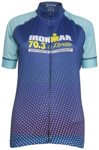 IRONMAN 70.3 Florida 2019 Women's Cycle Jersey